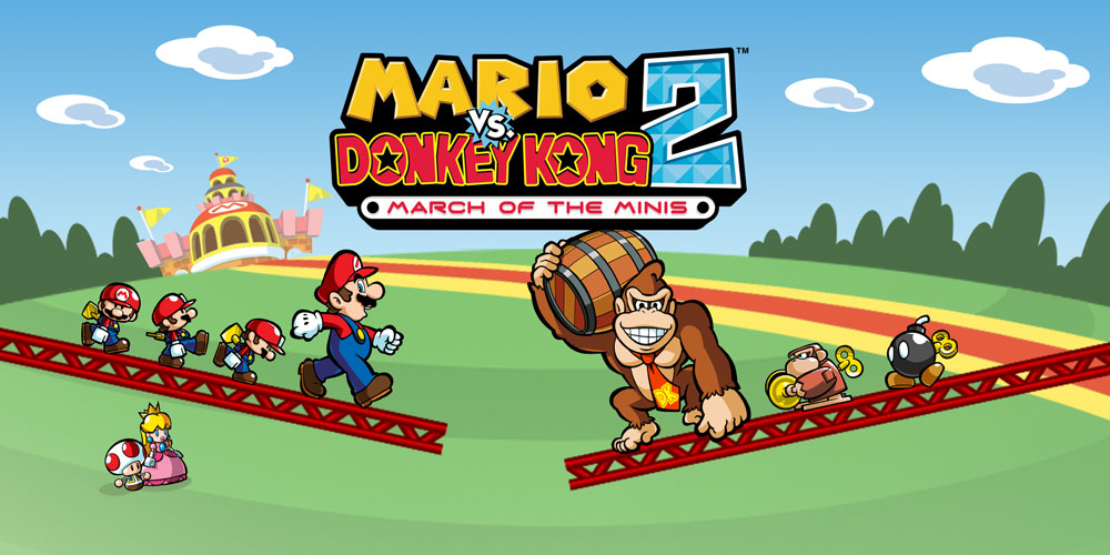 Mario vs. Donkey Kong 2: March of the Minis | Nintendo DS | Games ...