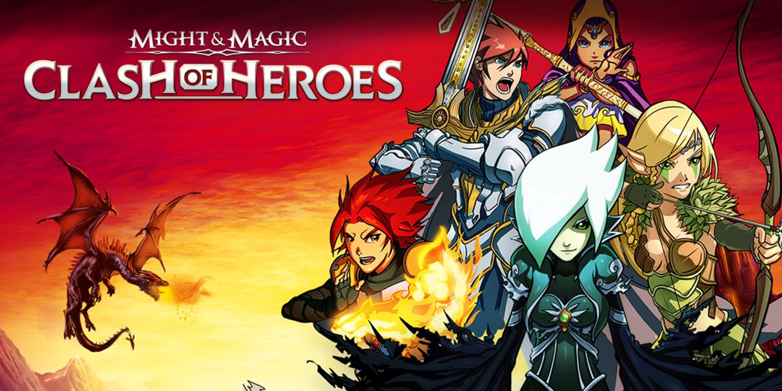 might and magic clash of heroes nintendo ds games. Black Bedroom Furniture Sets. Home Design Ideas