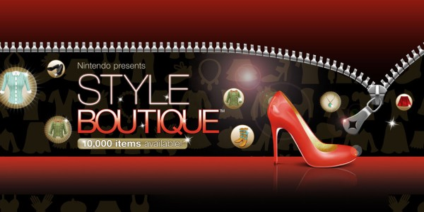 Nintendo presents: Style Boutique