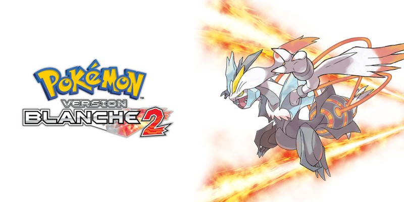 Pokémon Version Blanche 2