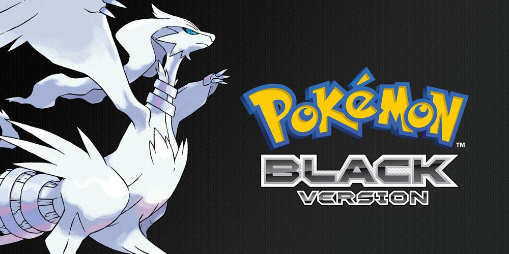 Pok 233 Mon Black Version Nintendo Ds Games Nintendo