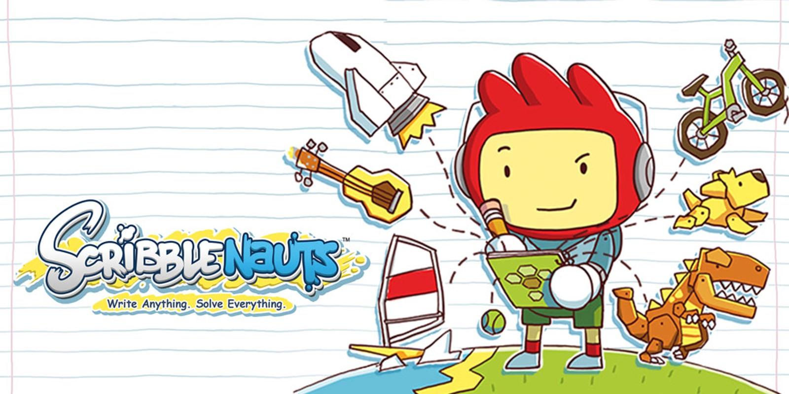 scribblenauts download ds