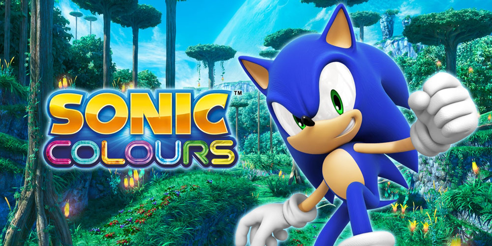 sonic colours wii games nintendo