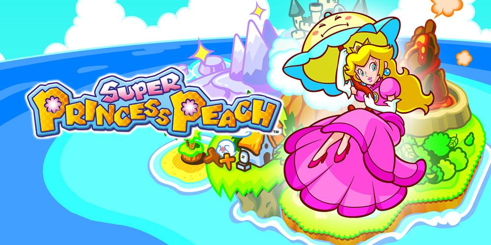 Super Princess Peach | Nintendo DS | Games | Nintendo