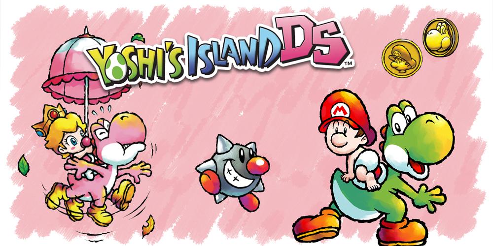 Yoshi S Island Ds Nintendo Ds Games Nintendo