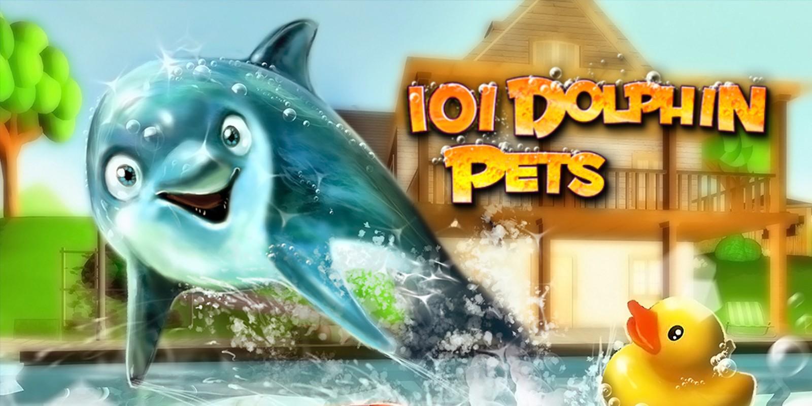 101 Dolphin Pets Nintendo Dsiware Games Nintendo