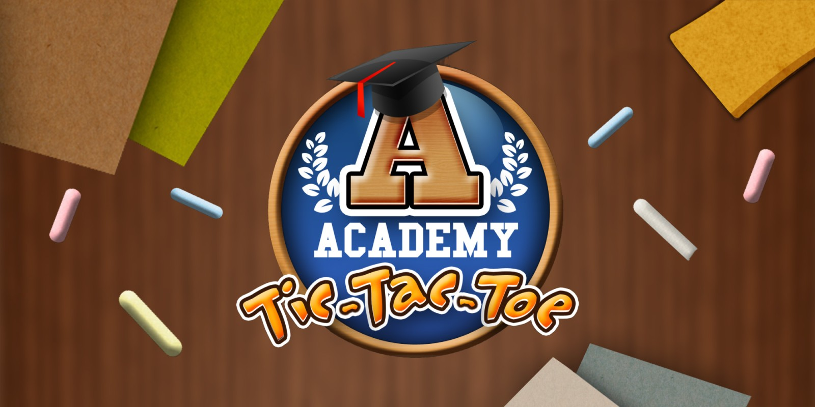 Academy: Tic-Tac-Toe Noughts and Crosses