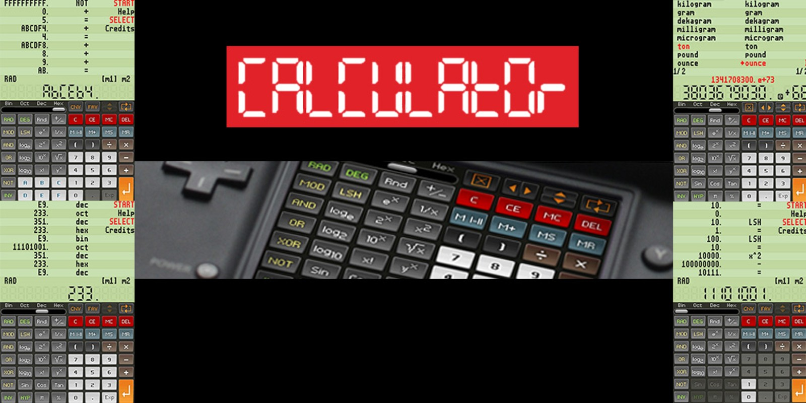 Calculator | Nintendo DSiWare | Games | Nintendo