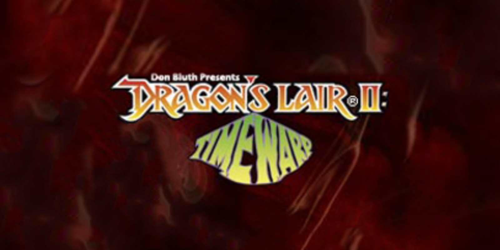 Dragon's Lair® II: Time Warp