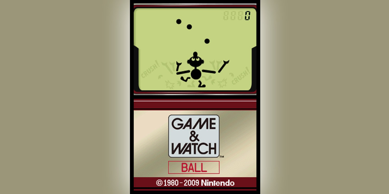 Game & Watch™ Ball