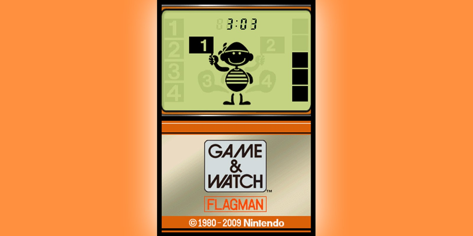 Game & Watch™ Flagman