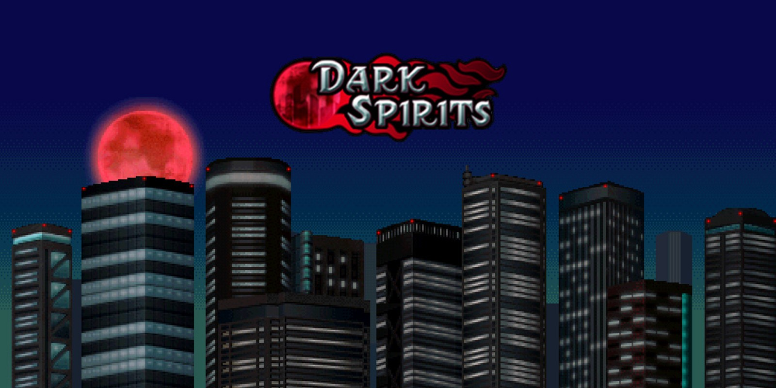 GO Series Dark Spirits