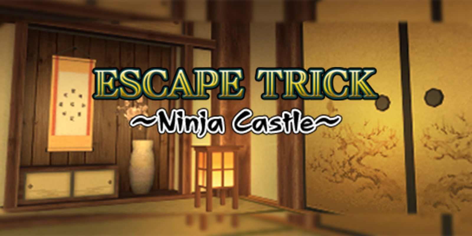 GO Series: Escape Trick - Ninja Castle