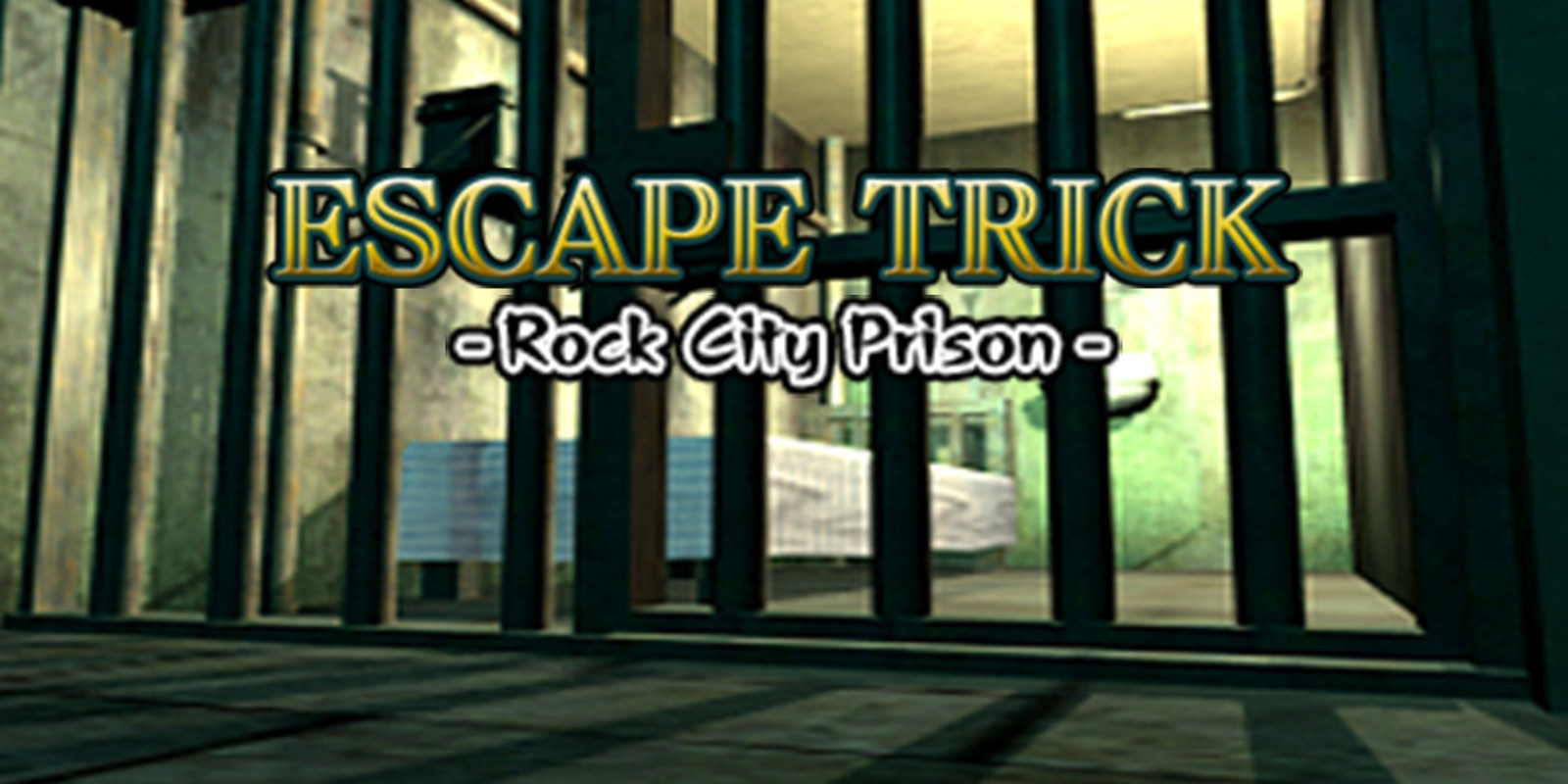 GO Series: Escape Trick - Rock City Prison
