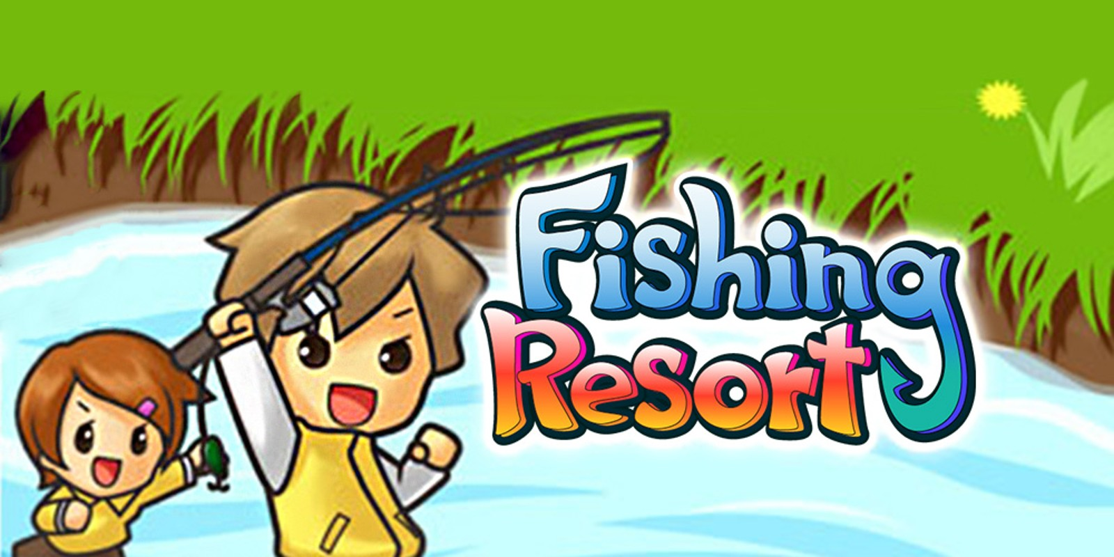 GO Series Fishing Resort