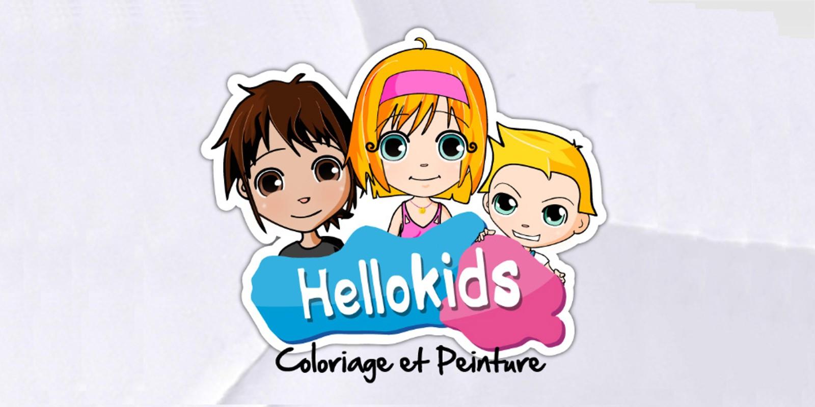 Hellokids Vol 1 Coloriage Et Peinture Nintendo Dsiware Jeux Nintendo