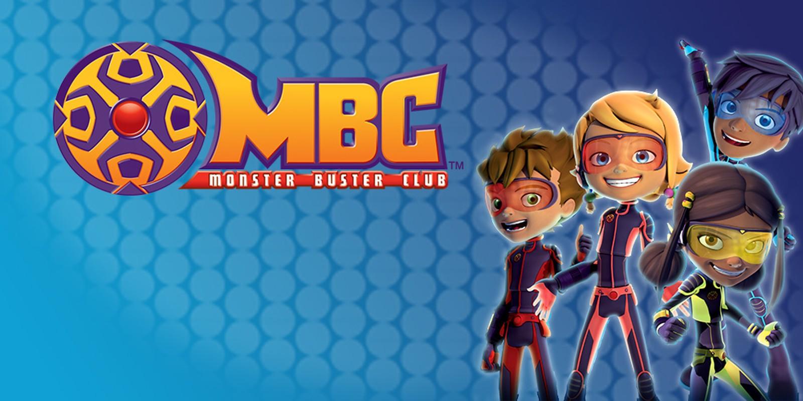 Monster Buster Club | Nintendo DSiWare | Games | Nintendo
