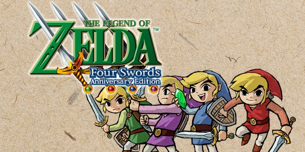 Download The Legend of Zelda: Four Swords Anniversary Edition for