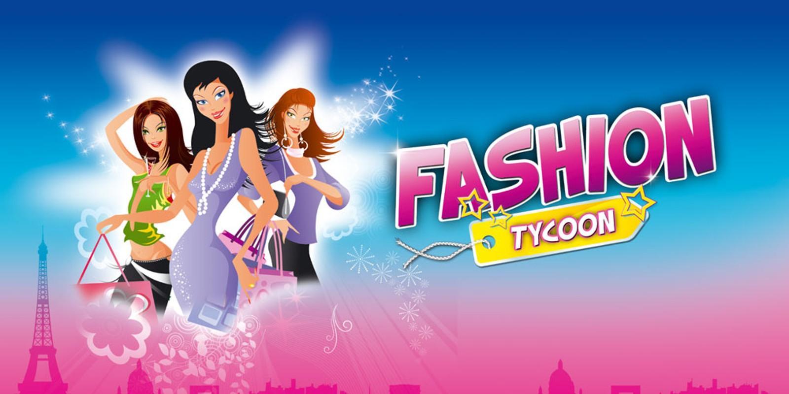Fashion Designer Tycoon Games