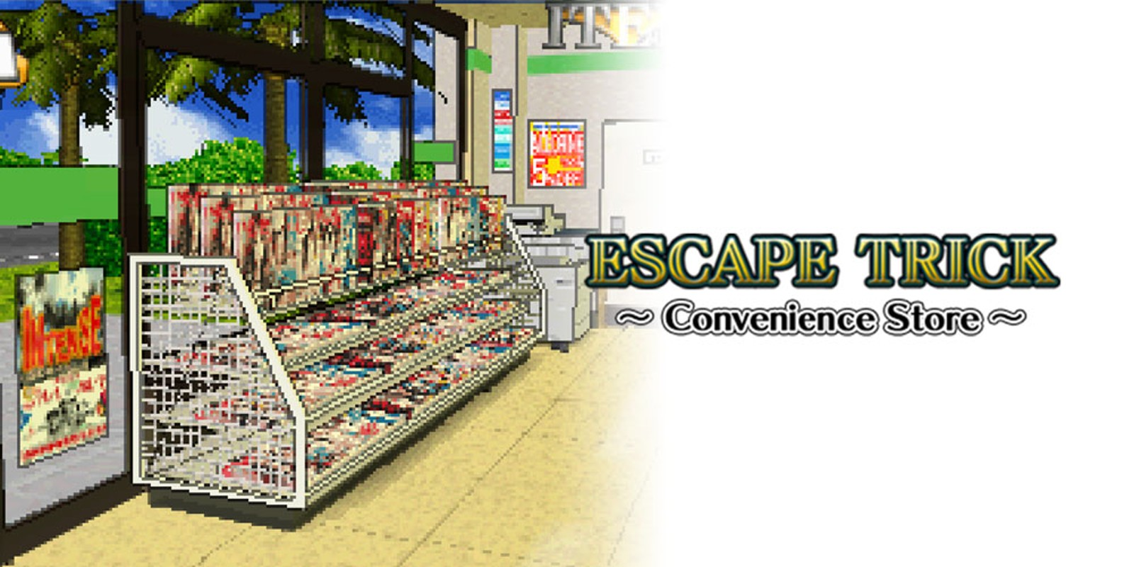 GO Series: Escape Trick Convenience Store