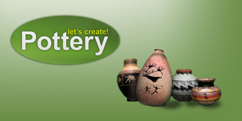 Lets Create Pottery