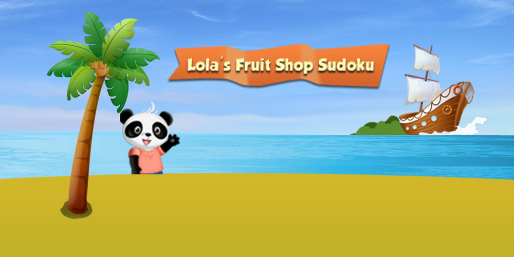 Lolas Fruit Shop Sudoku