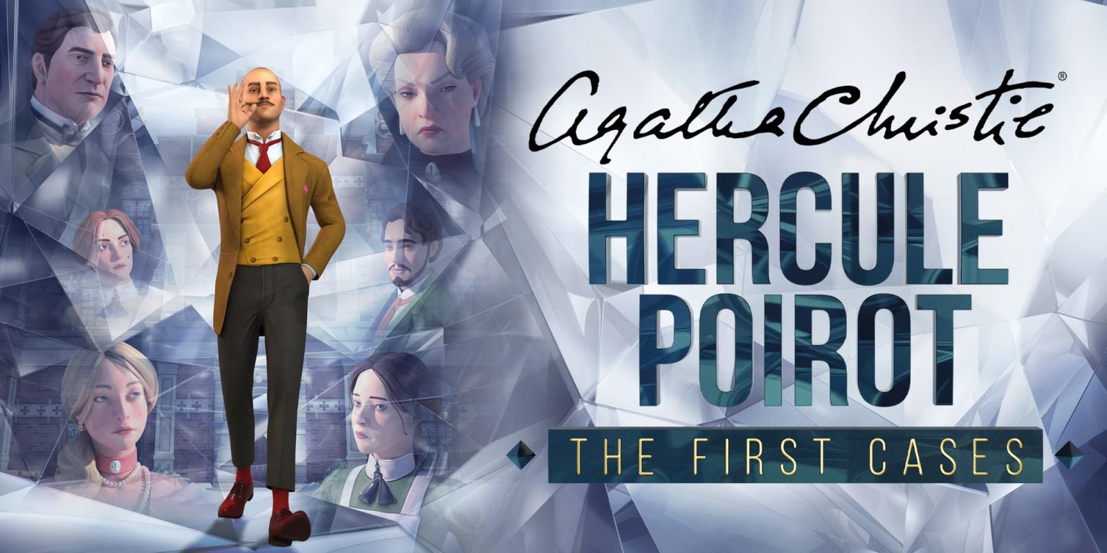 Agatha Christie - Hercule Poirot: The First Cases | Nintendo Switch | Giochi | Nintendo