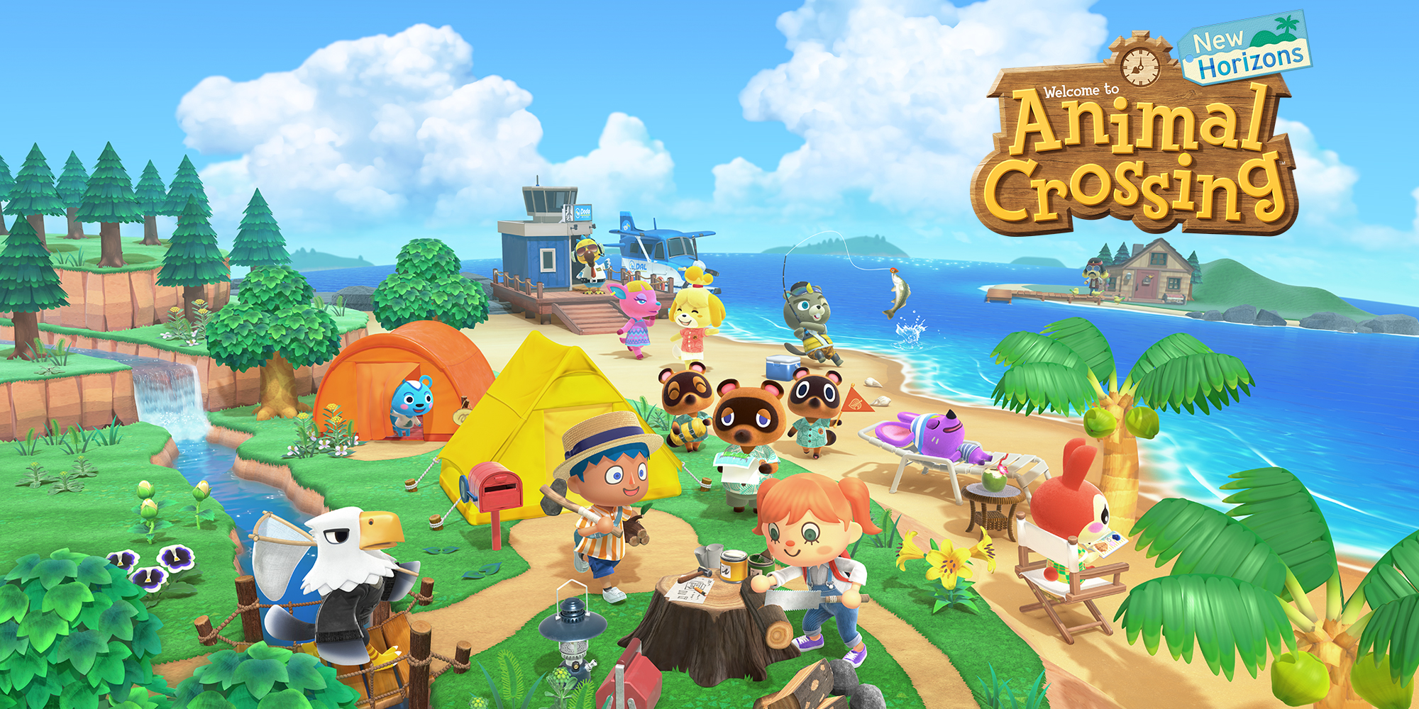 New To You >> See What The Island Life Has In Store For You In Animal Crossing