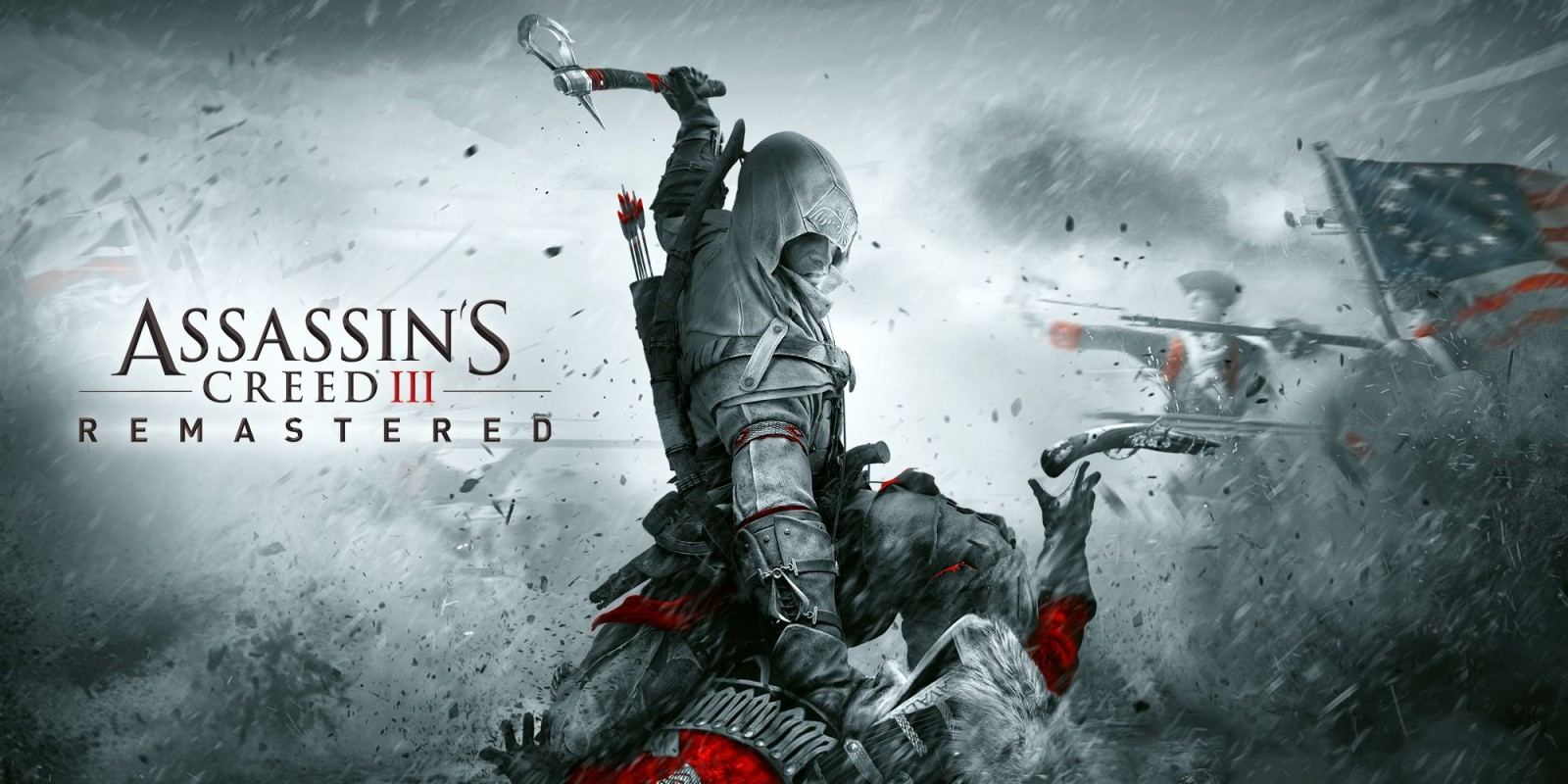 Assassin's Creed® III Remastered | Nintendo Switch | Jogos | Nintendo