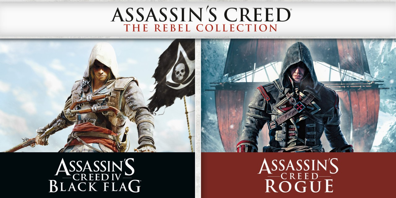 Assassin's Creed®: The Rebel Collection | Nintendo Switch | Games | Nintendo