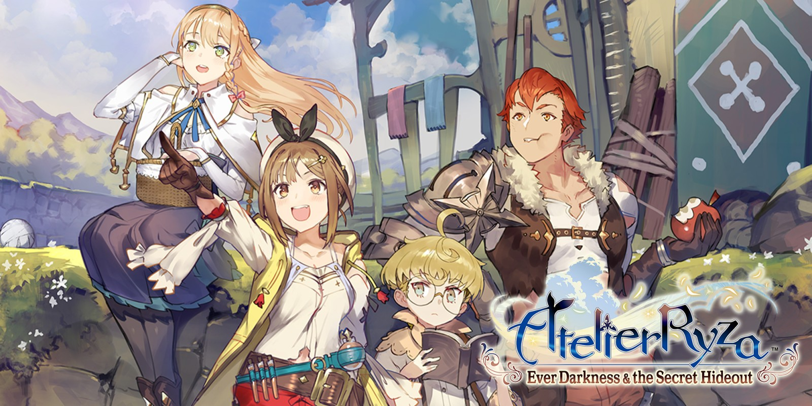 Atelier Ryza: Ever Darkness & the Secret Hideout [Switch Review]