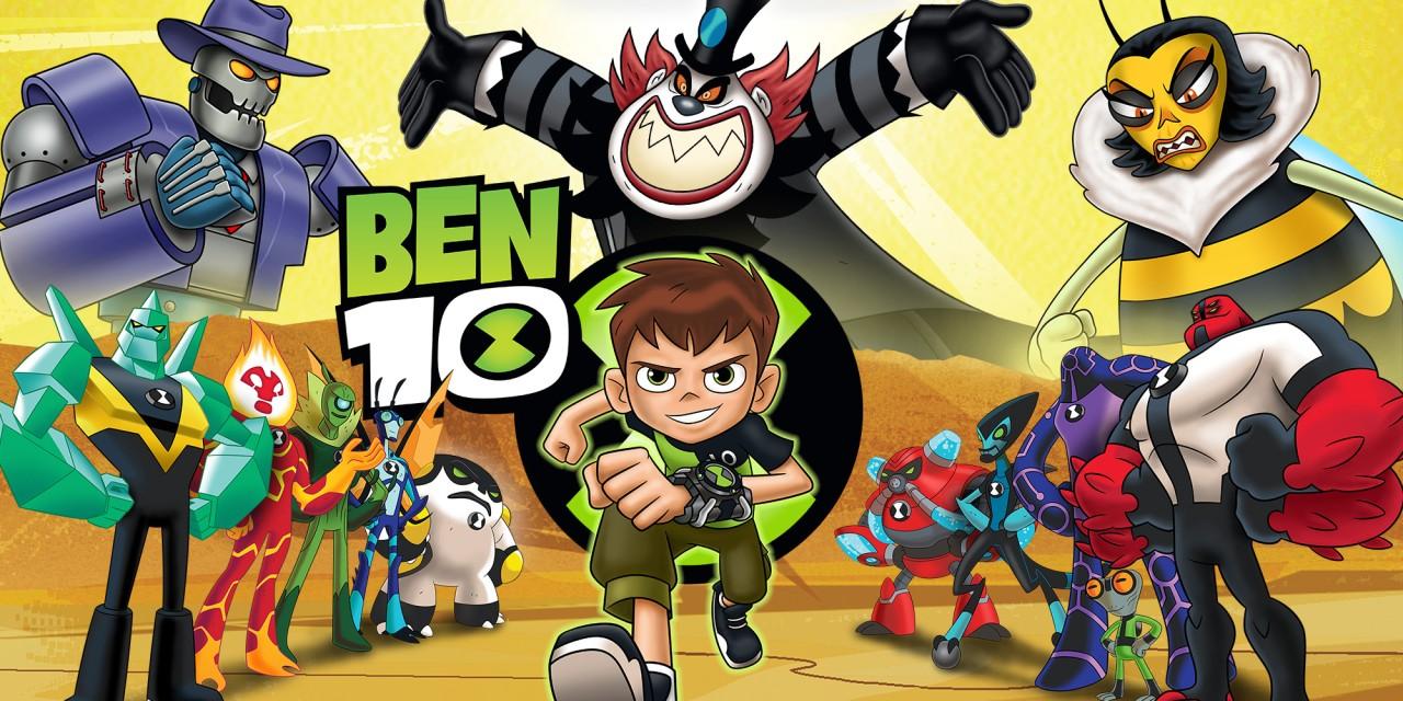 Ben Ten Spiele