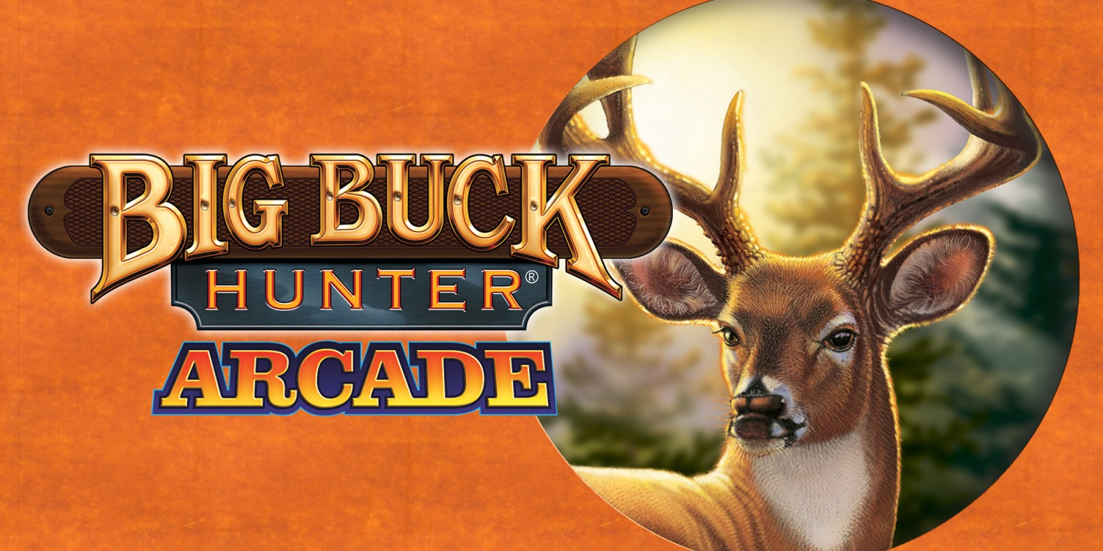 Big Buck Hunter Arcade Nintendo Switch Games Nintendo