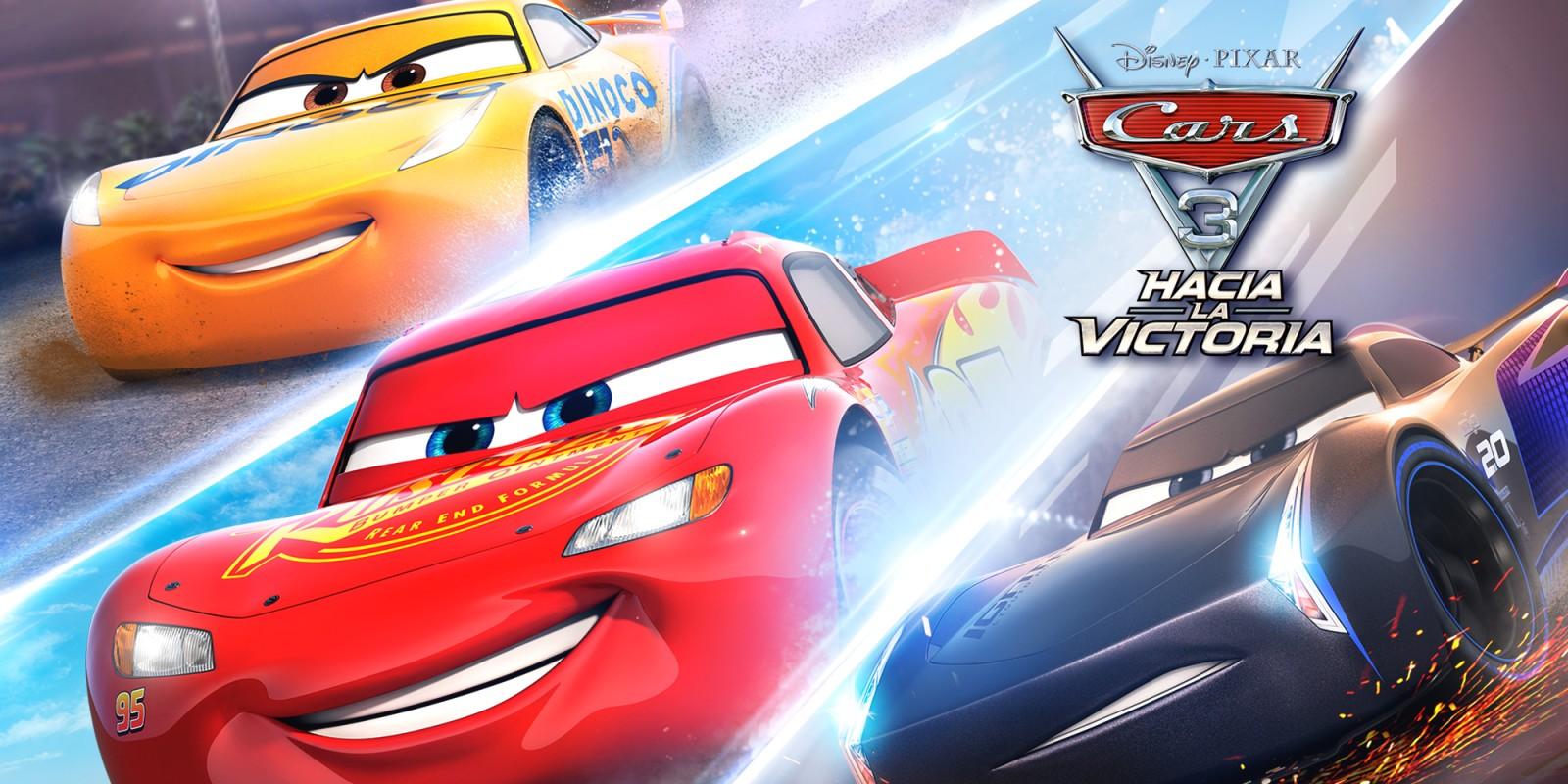 Cars 3 Hacia La Victoria Wii U Juegos Nintendo