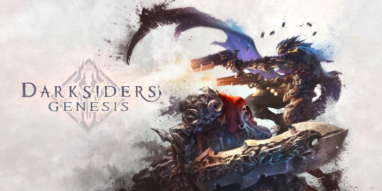 Resultado de imagen de Darksiders genesis Nintendo.es