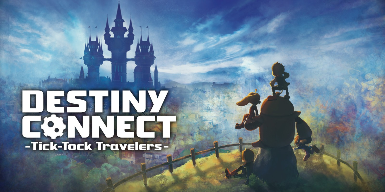 Destiny Connect: Tick-Tock Travelers