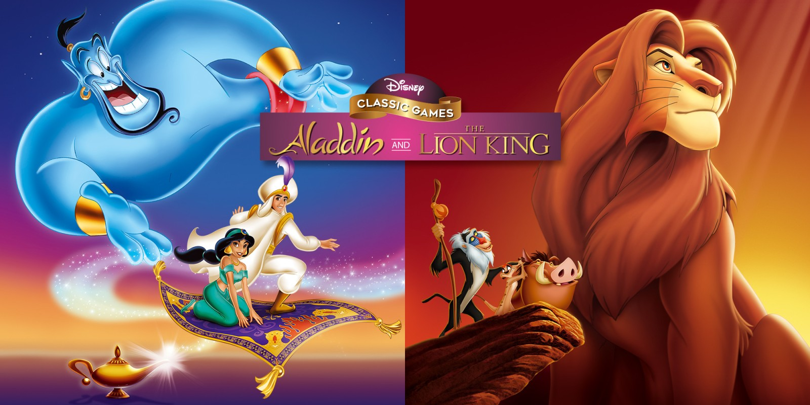 Last Game You Finished And Your Four-ghts - Page 6 H2x1_NSwitch_DisneyClassicGamesAladdinAndTheLionKing_image1600w