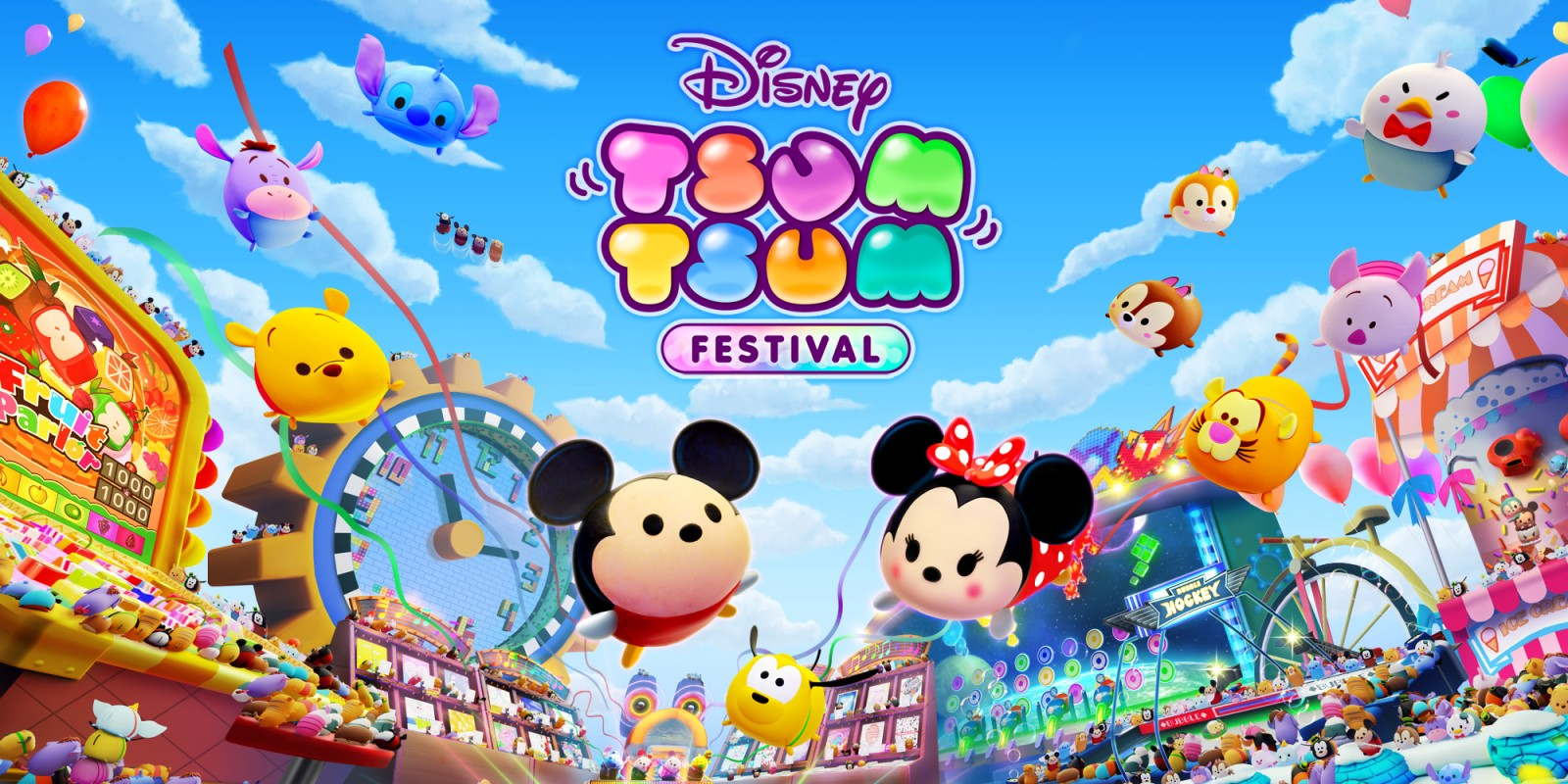 Disney Tsum Tsum Festival [Review]