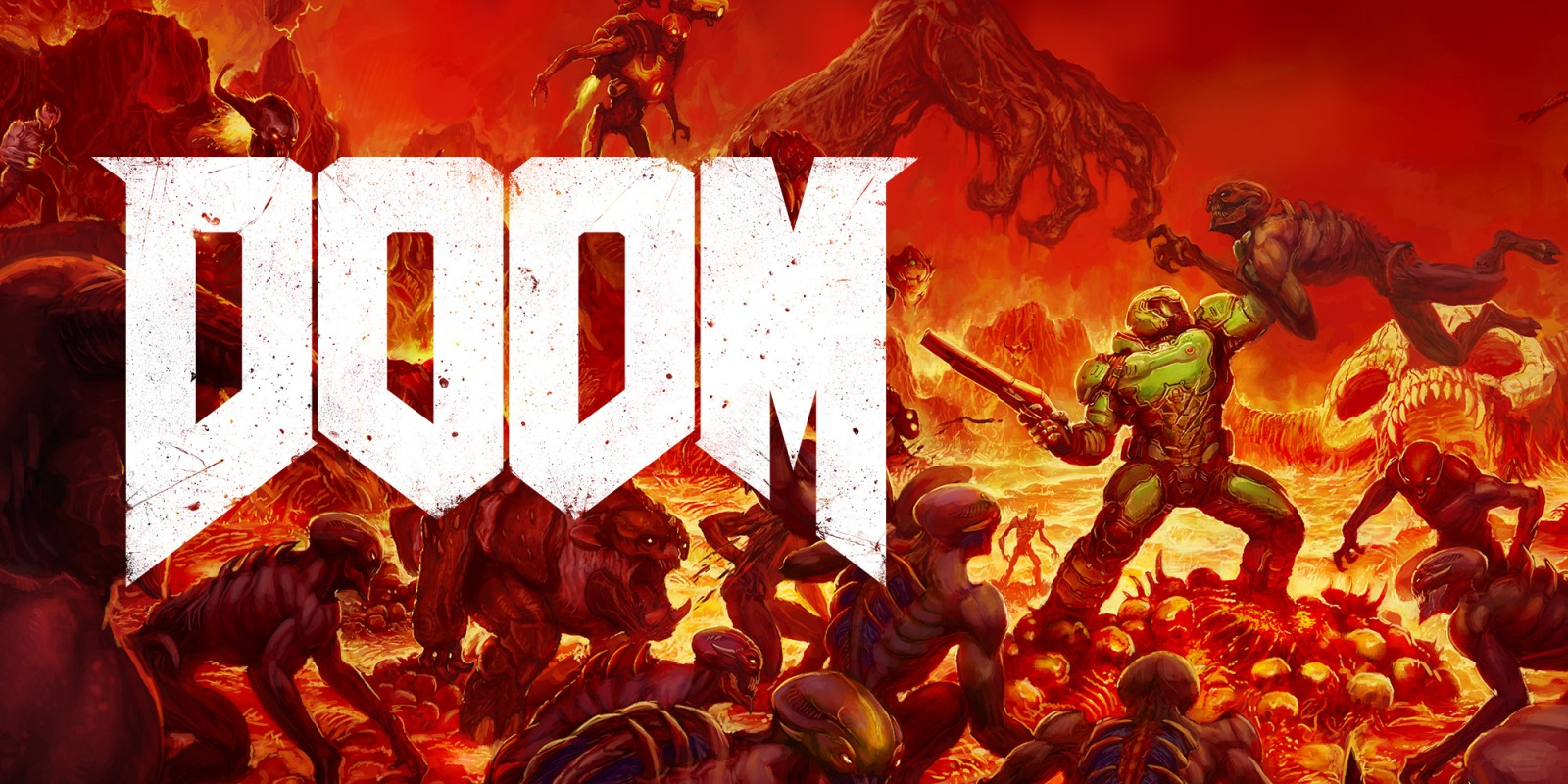 DOOM | Nintendo Switch | Games | Nintendo