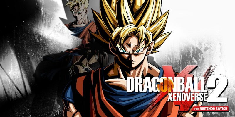 DRAGON BALL XENOVERSE 2 for Nintendo Switch