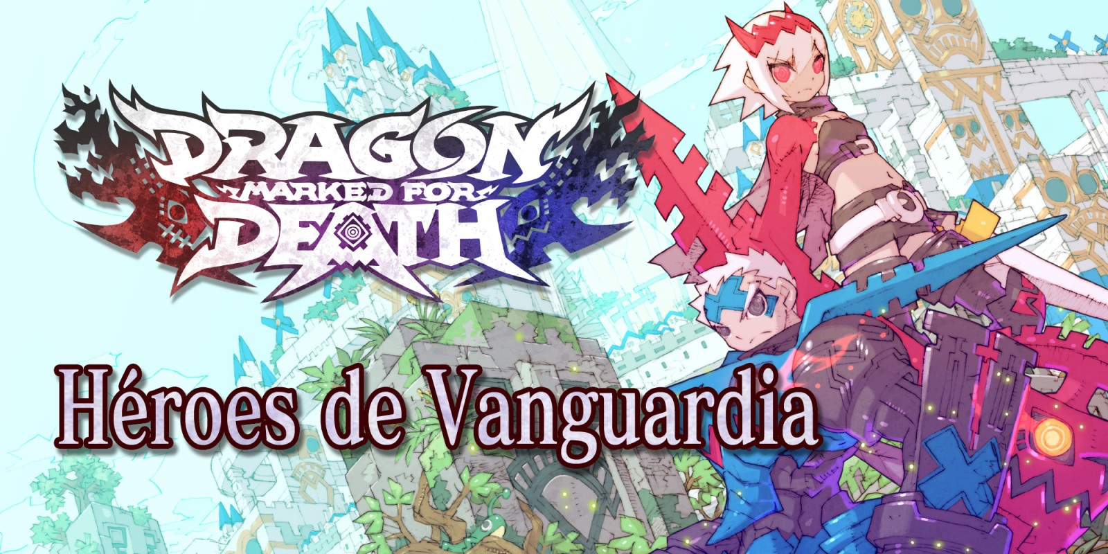 Dragon Marked for Death: Héroes de Vanguardia