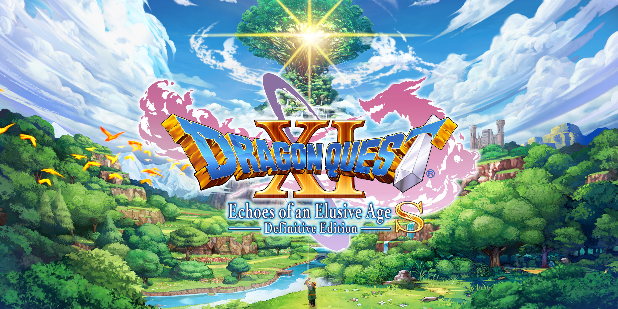 Watch a deep dive into DRAGON QUEST XI S: Echoes of an Elusive Age – Definitive Edition from Nintendo Treehouse: Live