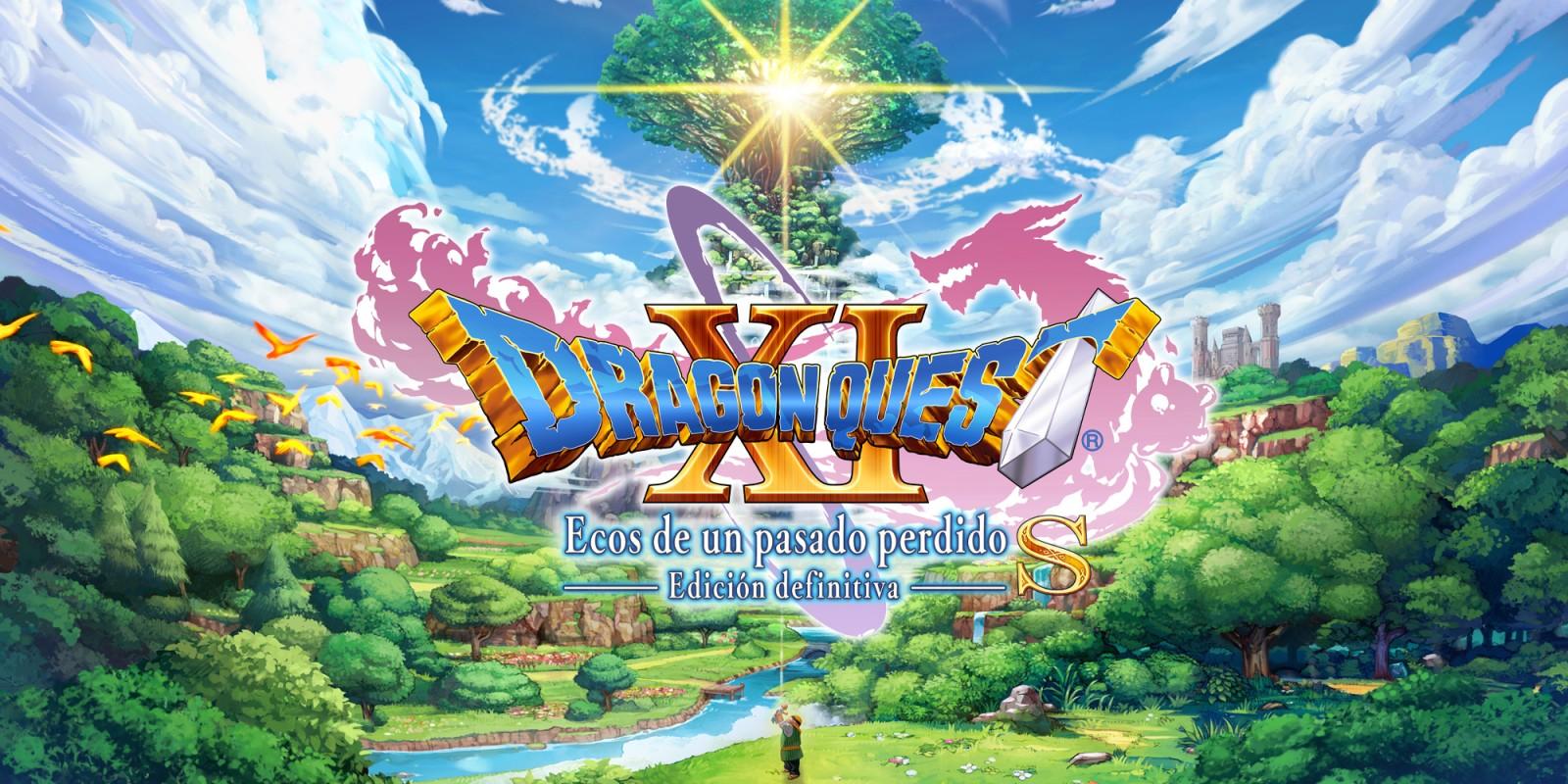 Resultado de imagen de Dragon Quest XI S: