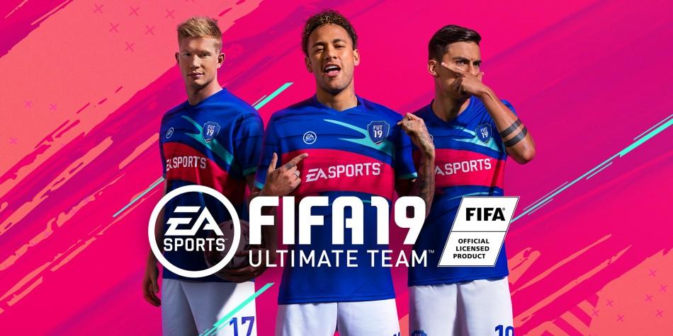 EA SPORTS™ FIFA 19 | Nintendo Switch | Games | Nintendo