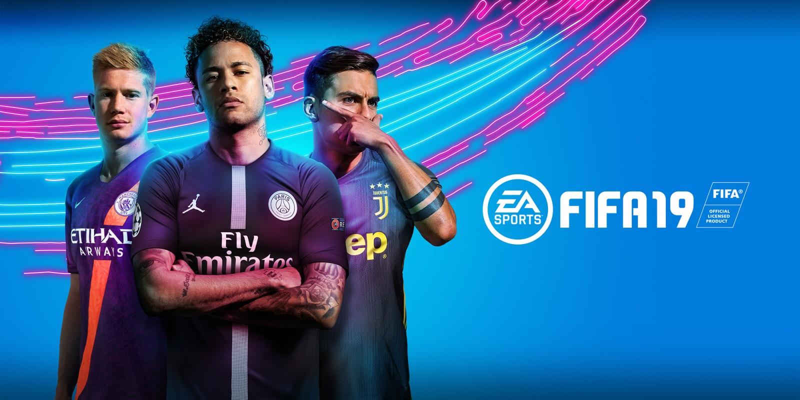EA | Switch FIFA 19 Nintendo | | Games Nintendo SPORTS™
