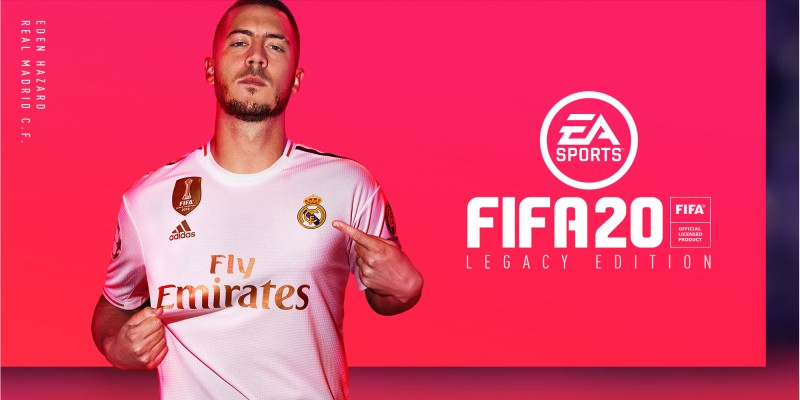 EA SPORTS™ FIFA 20 Legacy Edition para Nintendo Switch™