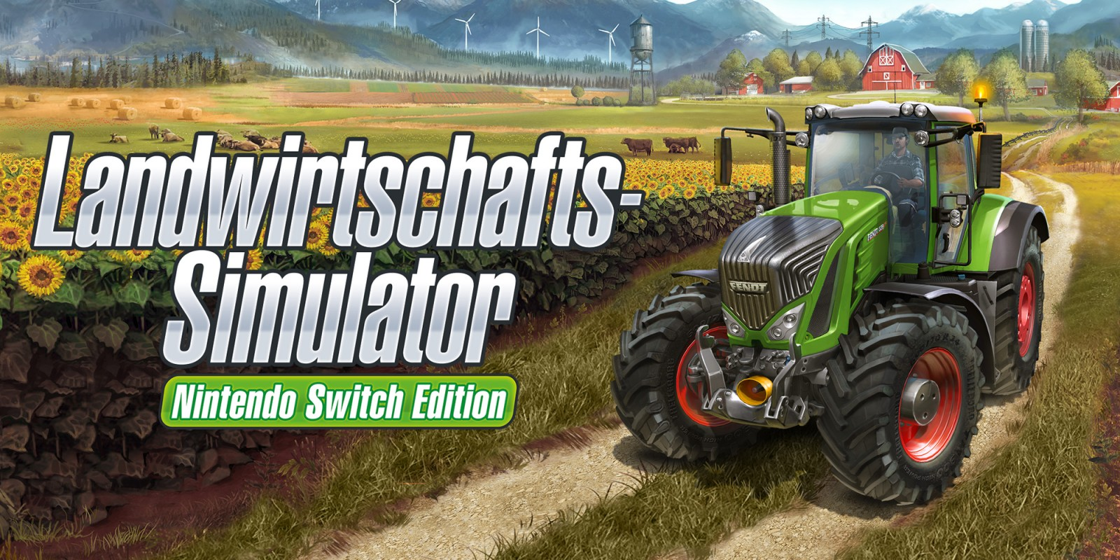 Landwirtschafts-Simulator Nintendo Switch Edition