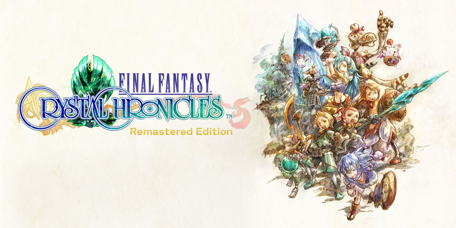 FINAL FANTASY® CRYSTAL CHRONICLES™ Remastered Edition