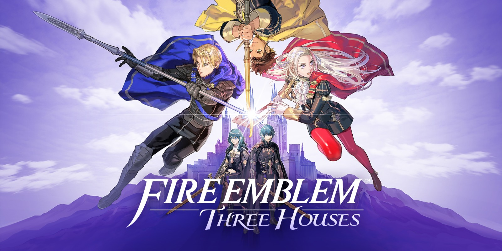 Image result for fire emblem three houses""