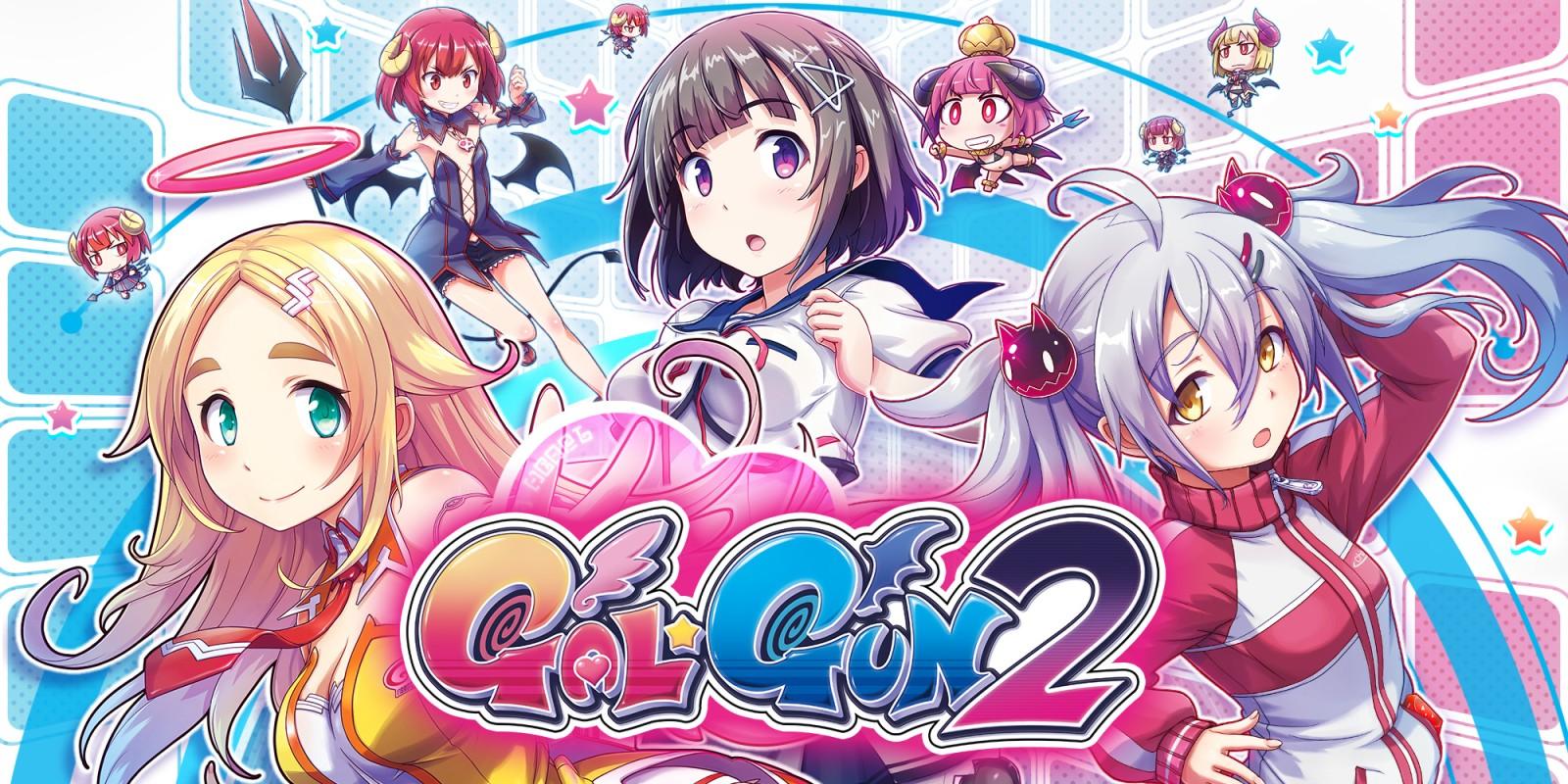 Gal Gun 2 Nintendo Switch Juegos Nintendo